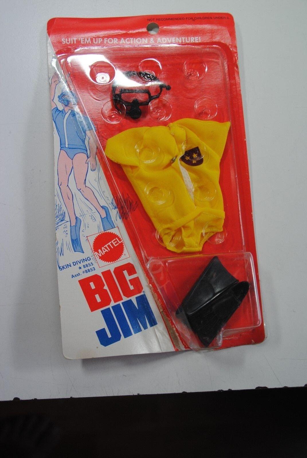 BIG JIM CLOTHING  SET