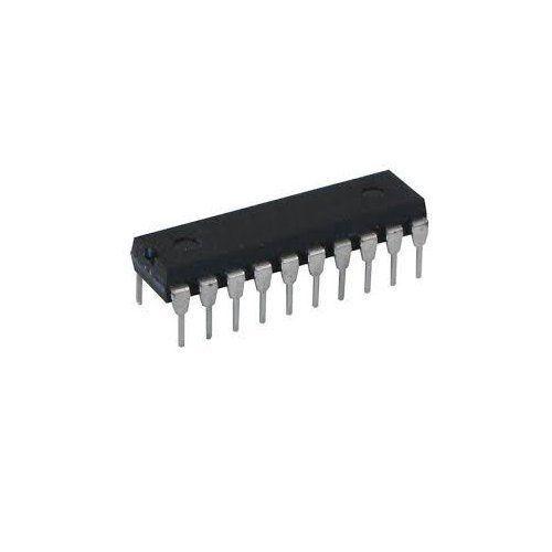 2x IC SN74LS244N  74LS244 20-Pin PDIP