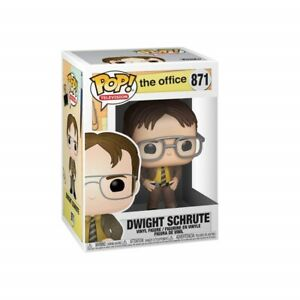 Funko-POP-TV-The-Office-Dwight-Schrute-Brand-New-In-Box