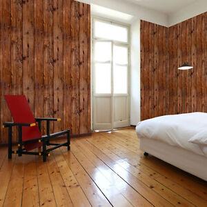 vlies tapete deko panel fototapete wand bilder holz. Black Bedroom Furniture Sets. Home Design Ideas
