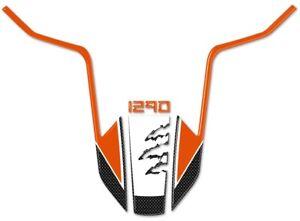 PROTECTION FRONT FENDER stickers 3D compatible x MOTORRAD KTM 1090 ADVENTURE