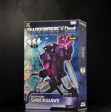 MISB in USA - Transformers Cloud Series TFC-D03 Shockwave w/ Comic Takara