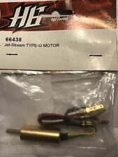 New Hot Bodies LRP Brushless Type G Motor For Jet Stream Airplane RC