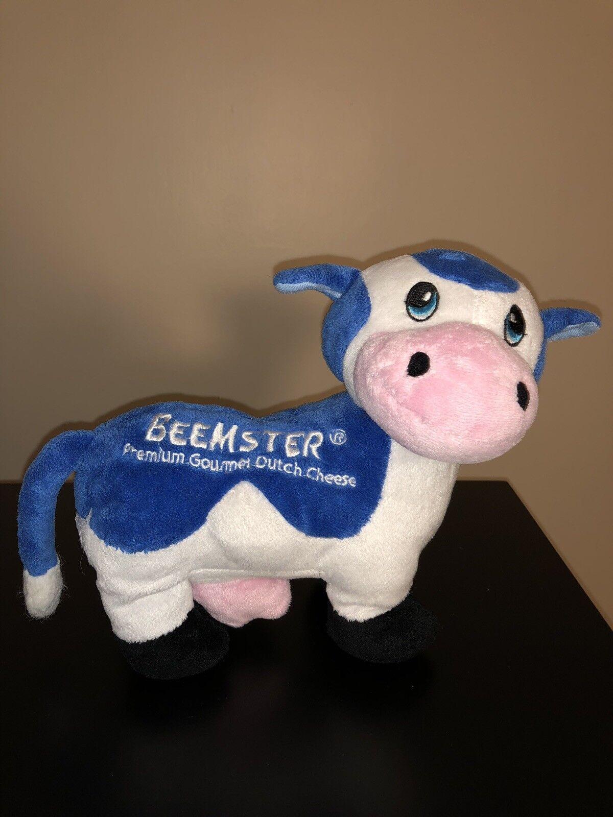 BEEMSTER CHEESE COW PREMIUM GOURMET DUTCH Blau Weiß IMPORTED DELFT Blau FarbeS