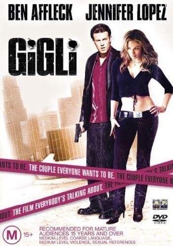 Gigli (DVD, Region 4)
