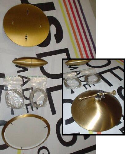 NEUHAUS DESIGN 7714 Zugpendelleuchte massiv Messing matt 1x 50W opal Glas