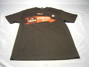 new products cea83 6dd91 Details about 05 National League Champions World Series Houston Astros  Black T-Shirt