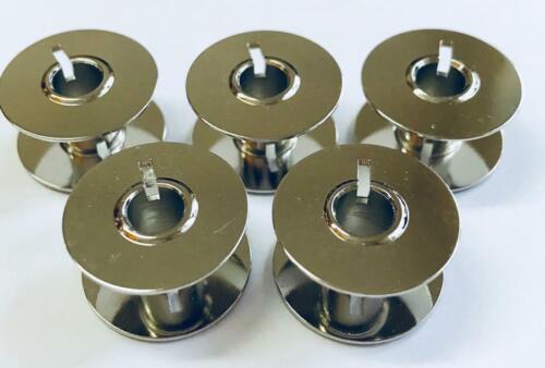 Victoria und Amysa Nähmaschinen 5x Voll Metall CB Spulen für Privileg
