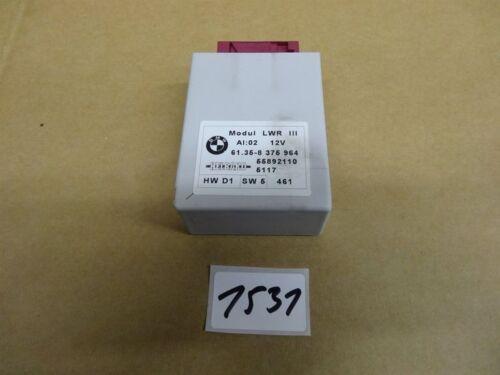 BMW e53 x5 réacteurs à eau légère 3 leuchtweiten dispositif de commande 8375964 ln1531