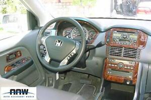 honda pilot lx ex ex l sport interior burl wood dash trim. Black Bedroom Furniture Sets. Home Design Ideas