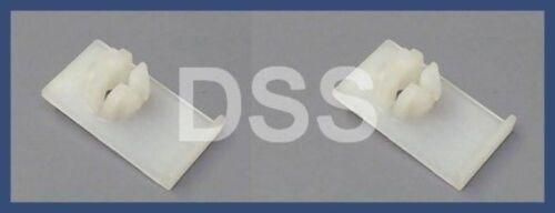 Mercedes W163 ML430 Rear Left Right Window Regulator Clips Genuine 1639880578