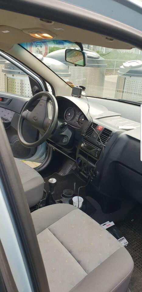 Hyundai Getz, 1,5 CRDi, Diesel