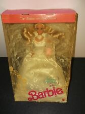NEW! Mattel 1989 Barbie Doll Wedding Fantasy w/Lingerie Included - New Old Stock