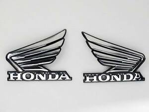 "HONDA RACING WINGS  FACTORY DECAL  12/"" X 15/"" Length  $9.99  FREE SHIPPING"