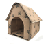 thumbnail 1 - Pet-Cat-Igloo-Removable-Covered-Bed-Small-Dog-Soft-Bed-Met-House-With-Lovely