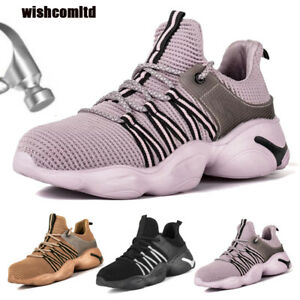 Comfortable Safety Shoes Womens Steel