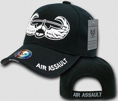 Ausdrucksvoll Us Air Assault Hubschrauber Army Helicopter Cap Baseball Mütze StraßEnpreis