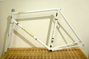 Rare-Cyclops-54cm-Track-Bike-by-Mike-Mulholland-Reynolds-531-Fixed-Pista