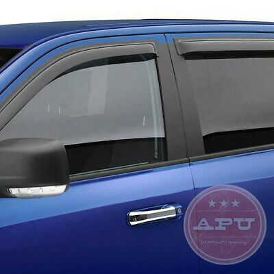 Fits 2011-2016 Honda Odyssey Vent Window Visors Rain Guards Sun Shades APU
