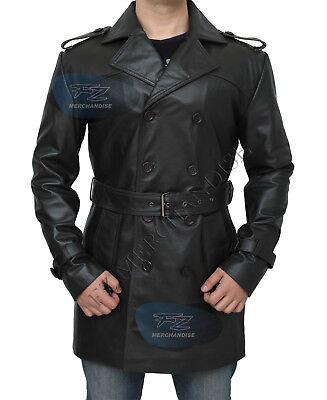 Mens German Classic Ww2 Officer, Germany Ww2 Trench Coat
