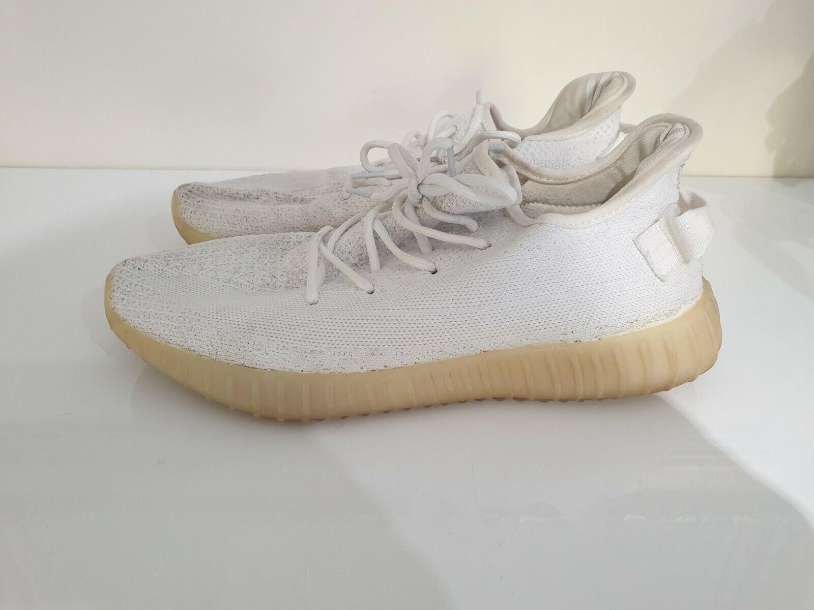 Brisa Habitual Bonito  Yeezy Boost 350 V2 Cream White for sale | eBay