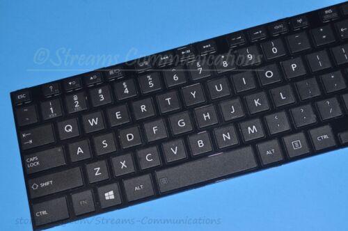 """TOSHIBA Satellite S855 Series 15.6/"""" Laptop US EN KEYBOARD V000272350"""