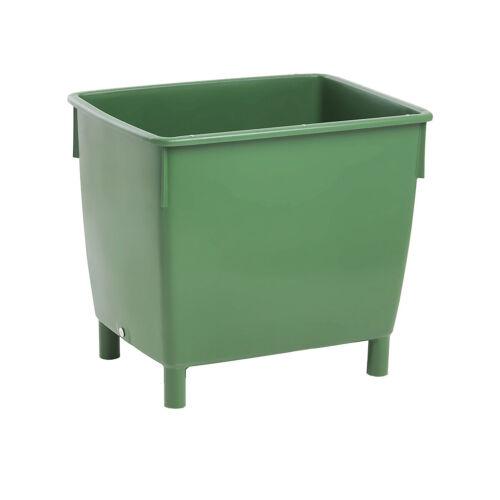 Vert Récipient en plastique Rectangle récipient-Distributeur d/'eau-contenu 400 L