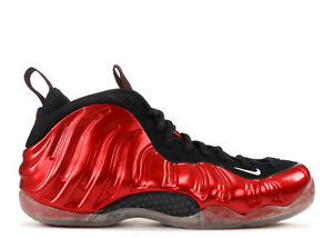 buy popular baefe 76c98 Image is loading 2012-Nike-Air-Foamposite-One-Metallic-Red-Size-
