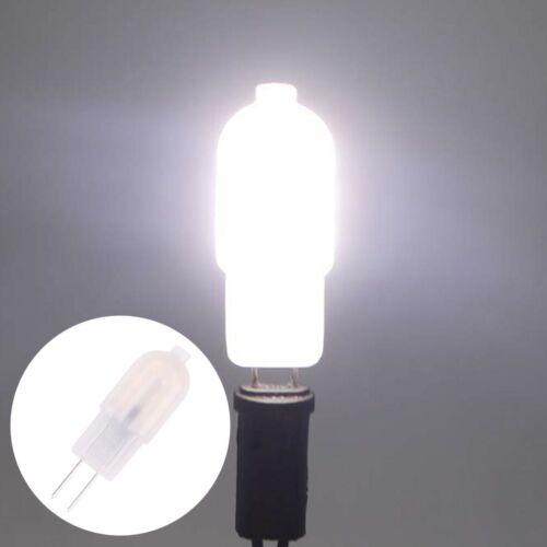2W G4 10x Led Glühbirne Kapsel Licht AC 12V Warm Kalt Lampe Milky Ersatz Halogen