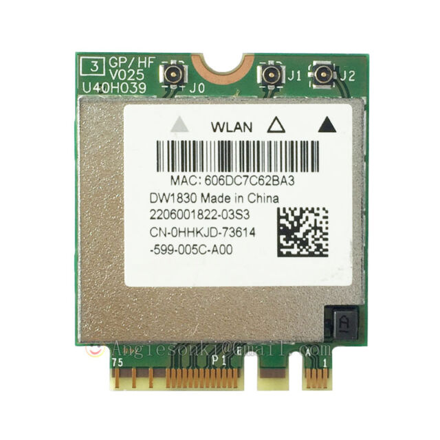 Dell XPS One Broadcom Wireless (US) WLAN Card Driver for Windows 10