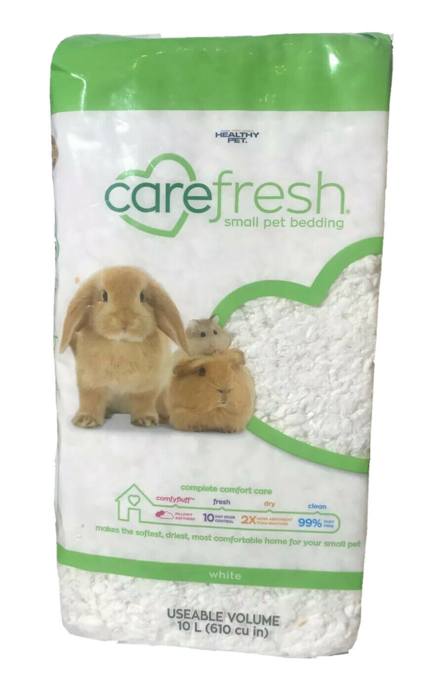 4x Carefresh Ultra Bedding For Small Animals 10l For Sale Ebay