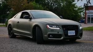 2009 Audi S5 - V8