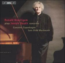 Ronald Brautigam plays Joseph Haydn Concertos, New Music