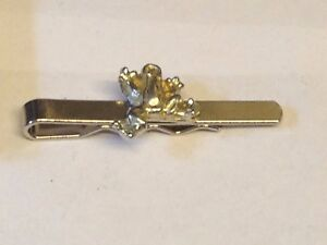 Frog-TG329-Fine-English-Pewter-on-a-Tie-Clip-slide