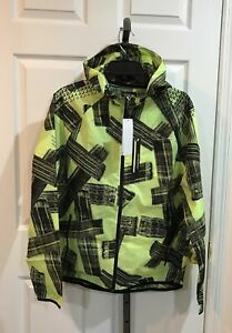 e52a6b815 Image is loading NWT-Lacoste-Men-039-s-SPORT-Hooded-Print-