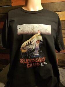 c543fcbc16a Image is loading Sleepaway-Camp-1983-Movie-Cover-SHIRT-Black