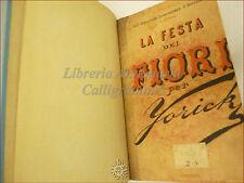 ORTICOLTURA GIARDINAGGIO VILLE: Yorick, LA FESTA DEI FIORI 1874 Le Monnier