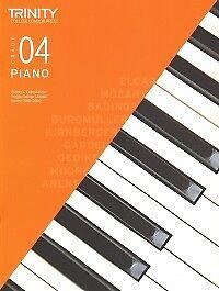 TRINITY PIANO EXAM 2018-2020 Grade 4*