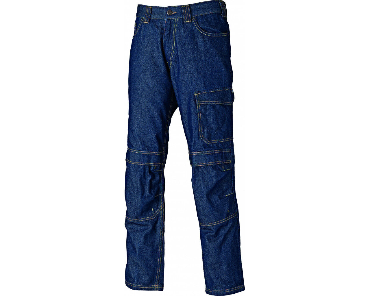Dickies Stanmore lavoro Jeans DT1007 DT1007 DT1007 Da Uomo Premier Heavy Duty Pantaloni Multi Tasca 73c22a