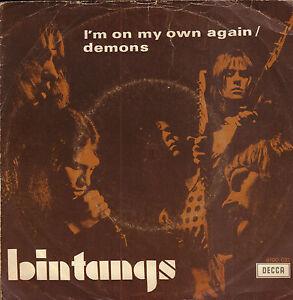 BINTANGS-I-039-m-On-My-Own-Again-1971-NEDERPOP-VINYL-SINGLE-7-034