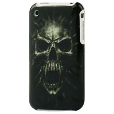 Custodia per Apple iPhone 3gs 3g Borsa Custodia Protettiva Case Cover Teschio Skull morto