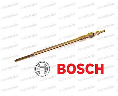 Audi A4 2.0 Tdi Berlina Bosch Riscaldatore Diesel Candeletta 170 01/08 - Parte Di Ricambio-