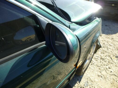 JAGUAR X TYPE 2001 2002 2003 2004 2005 2006 07 2008 RIGHT EXTERIOR MIRROR GREEN