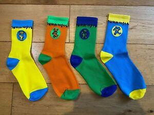 Grateful Dead: 'Bear Socks' (Inspired by Nike SB Dunk)