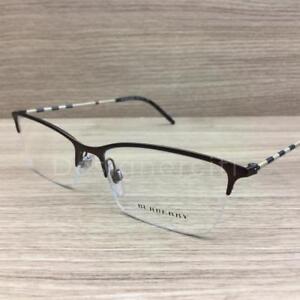 01df9cb60387 Image is loading Burberry-BE-1278-Eyeglasses-Bronze-Havana-1012-Authentic-