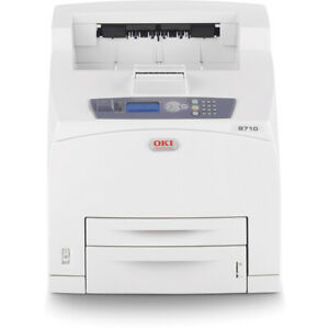 OKI-B720DN-B720-A4-Mono-USB-Network-Parallel-Duplex-Laser-Printer-Warranty