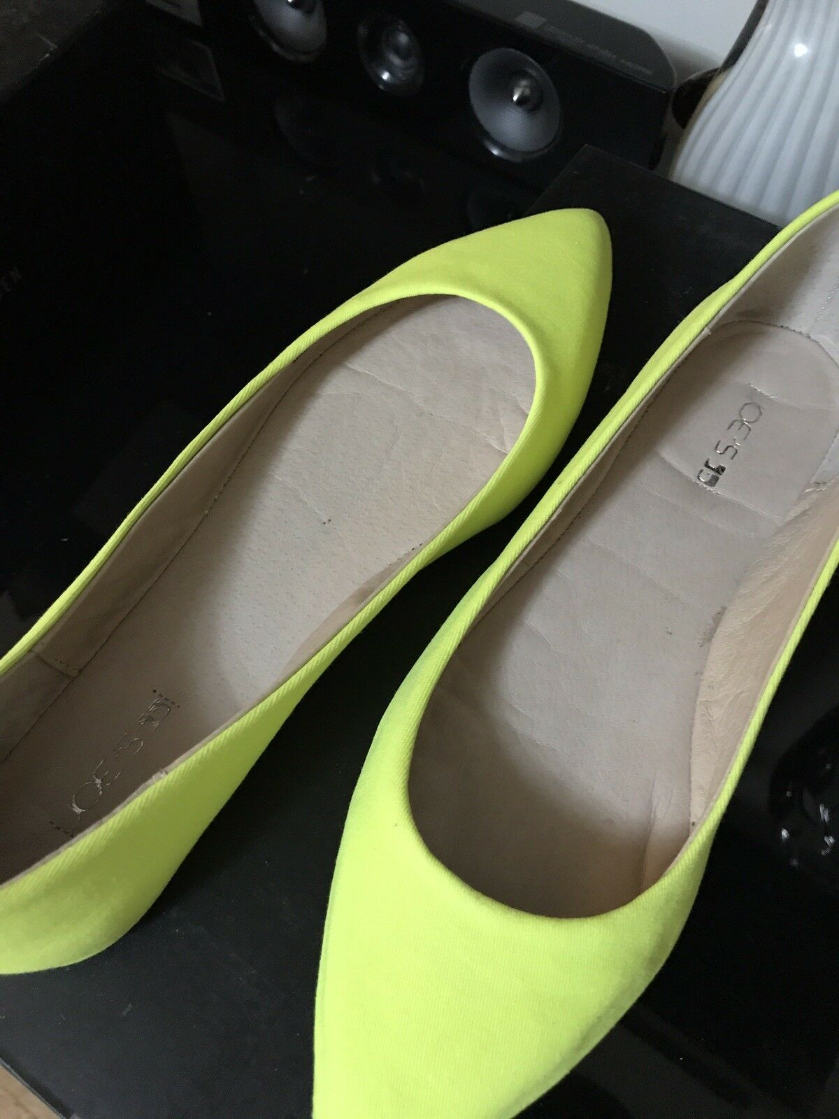 Joes Jeans Kitty Flats (Taille 36) BNIB