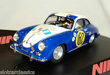 NINCO CLASSIC 50616 PORSCHE 356 CAMINOS WITH NC-14 MOTOR  1/32 SLOT CAR