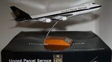 JC WINGS XX2132 BOEING 747-212BSF UPS UNITED PARCEL SERVICE N523UP in 1:200