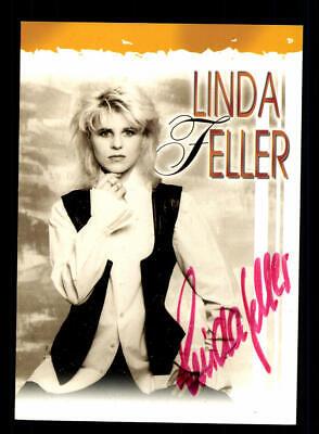 Neue Mode Linda Feller Autogrammkarte Original Signiert ## Bc 147012 Waren Des TäGlichen Bedarfs Sammeln & Seltenes
